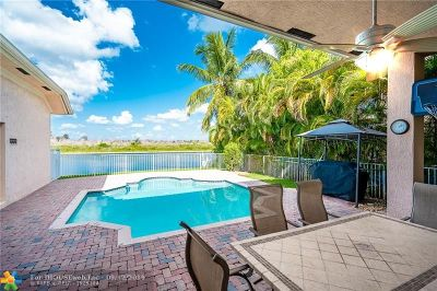 Miramar Single Family Home For Sale: 3320 SW 195th Ter