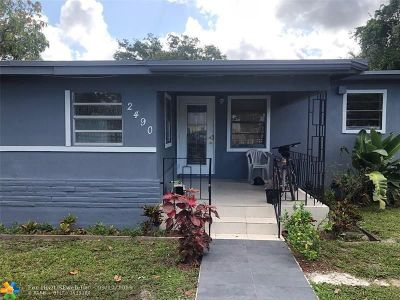 Miami Multi Family Home For Sale: 2490 NW 97th St