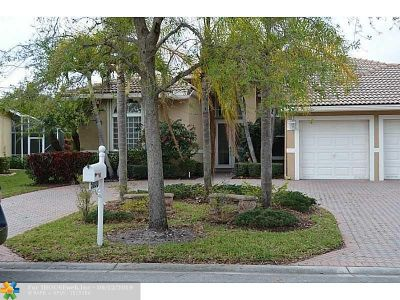 Coral Springs Single Family Home For Sale: 5030 NW 124th Way