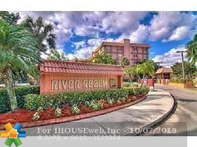 Fort Lauderdale Condo/Townhouse For Sale: 1000 River Reach Dr #114
