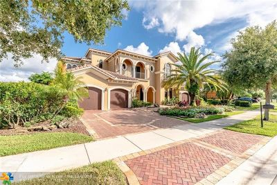 Parkland Single Family Home For Sale: 7240 Lemon Grass Dr