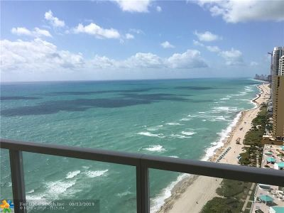 Sunny Isles Beach Condo/Townhouse For Sale: 16699 Collins Ave #3401