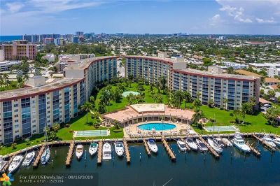 Pompano Beach Condo/Townhouse For Sale: 2731 NE 14th Street Cswy #515