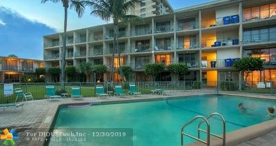 Pompano Beach FL Condo/Townhouse For Sale: $8,000