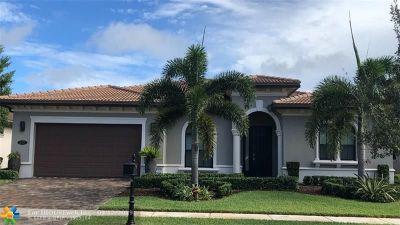 Parkland Single Family Home For Sale: 11225 Watercrest Cir E