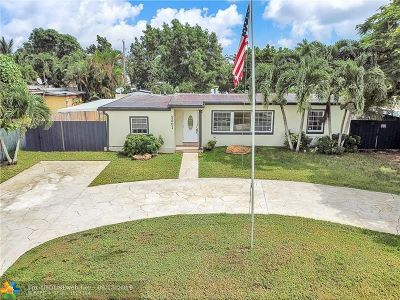 Miami Single Family Home For Sale: 5001 SW 98th Ct