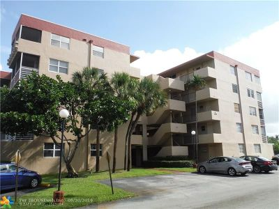 Plantation Condo/Townhouse For Sale: 410 NW 68th Av #520