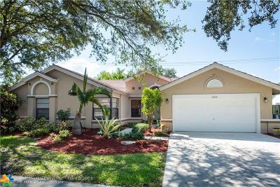 Broward County Single Family Home For Sale: 10620 NW 18th Ct