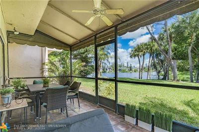 Lauderhill Condo/Townhouse For Sale: 3404 Heather Ter #.