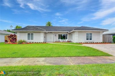 Broward County Single Family Home For Sale: 3530 N 53rd Av