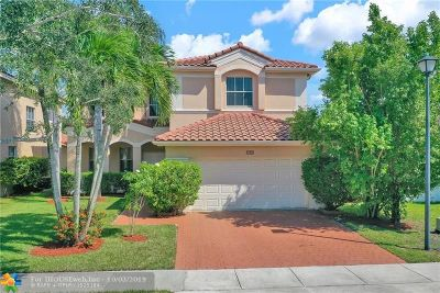 Miramar FL Single Family Home For Sale: $500,000