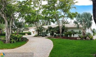Fort Lauderdale FL Single Family Home For Sale: $1,298,000