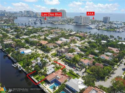 Fort Lauderdale FL Single Family Home For Sale: $1,150,000