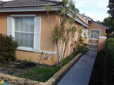Broward County Single Family Home For Sale: 1060 NW 191st Ave