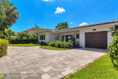 Broward County Single Family Home For Sale: 1500 SE 3rd St
