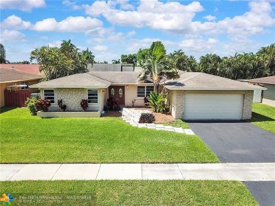 Davie FL Single Family Home For Sale: $399,900