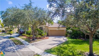 Broward County Single Family Home For Sale: 5803 NW 125th Ter