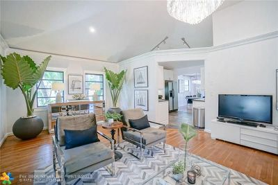 Fort Lauderdale Single Family Home For Sale: 513 SW 10th St