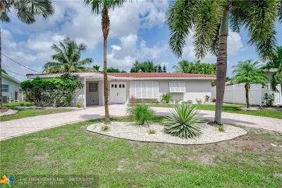 Oakland Park FL Single Family Home For Sale: $439,900