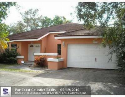 Coral Springs Single Family Home Sold: 6222 NW 50th St