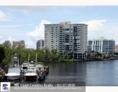 Condo/Townhouse Sold: 777 Bayshore Dr #701