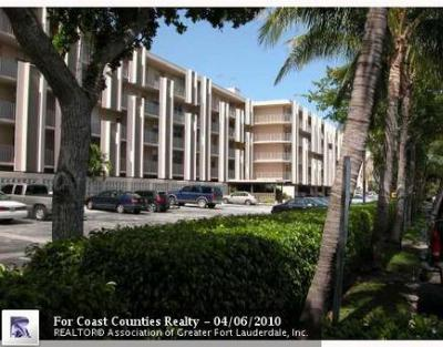 Fort Lauderdale Condo/Townhouse Sold: 1777 SE 15th St #405