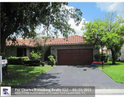 Coral Springs Single Family Home Sold: 5165 NW 66th Dr
