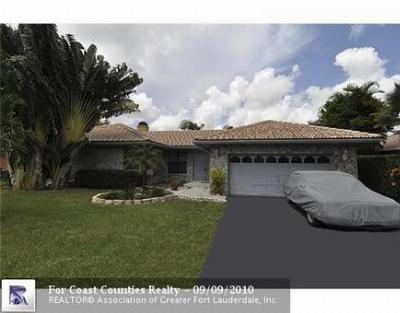 Coral Springs Single Family Home Sold: 6621 NW 47th St