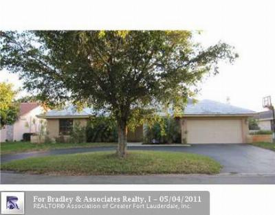 Coral Springs Single Family Home Sold: 6484 NW 55th Mnr