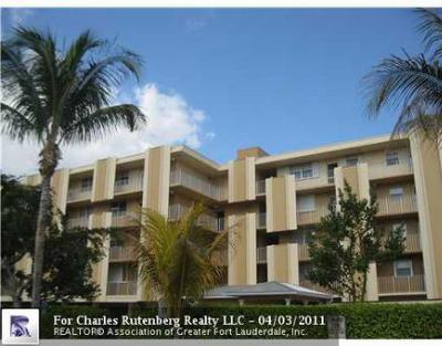 Fort Lauderdale Condo/Townhouse Sold: 1777 SE 15th St #317