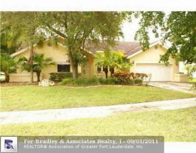 Coral Springs Single Family Home Sold: 5926 NW 54th Dr