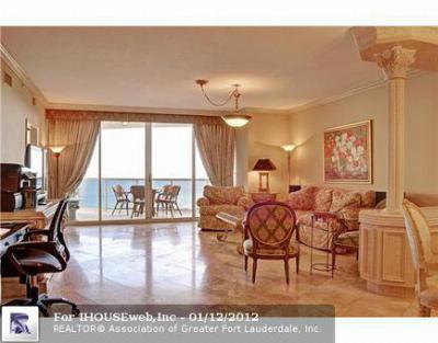 Condo/Townhouse Sold: 3200 N Ocean Blvd #904