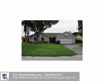Coral Springs Single Family Home Sold: 6512 NW 55th St