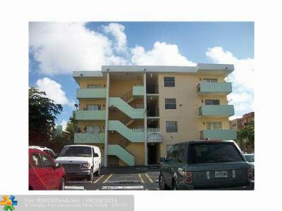 Miami Condo/Townhouse Backup Contract-Call LA: 495 NW 72nd Ave #110
