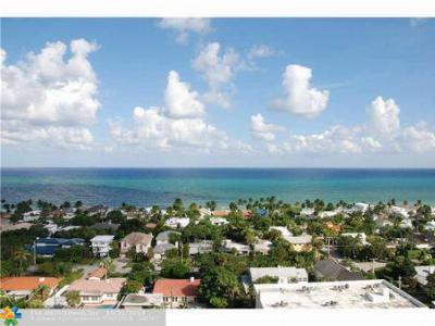 Condo/Townhouse Sold: 3015 N Ocean Blvd #16G