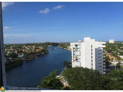 Condo/Townhouse Sold: 1505 N Riverside Dr #1106