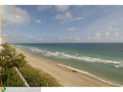 Condo/Townhouse Sold: 3200 N Ocean Blvd #509