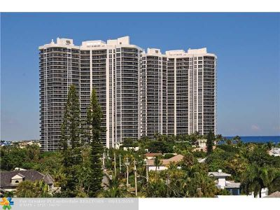Condo/Townhouse SOLD!! - Unit 2005: 3100 N Ocean Blvd #2005