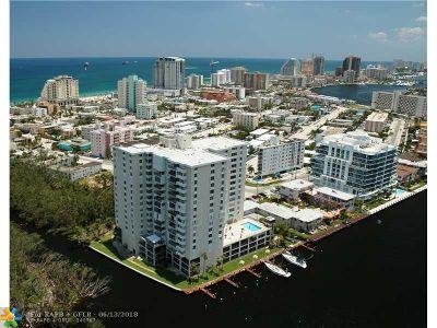 Condo/Townhouse Sold: 777 Bayshore Dr #1605