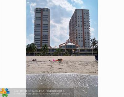 Pompano Beach Condo/Townhouse For Sale: 111 Briny Ave #PH2