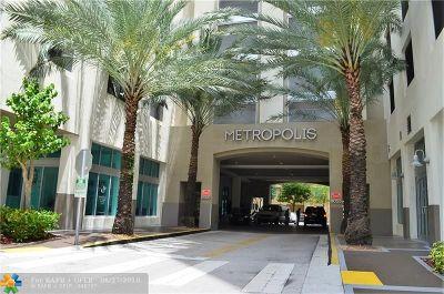 Miami Condo/Townhouse For Sale: 9066 SW 73rd Ct #2109