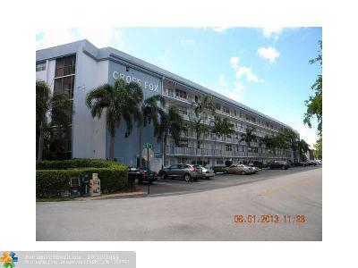 Fort Lauderdale Condo/Townhouse Sold: 5300 NE 24th Ter #409C