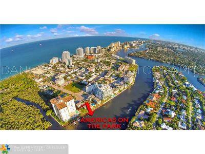 Condo/Townhouse Sold: 777 Bayshore Dr #906
