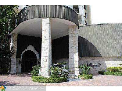 Condo/Townhouse Sold: 777 Bayshore Dr #1604