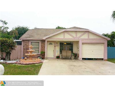 Boca Raton Single Family Home Backup Contract-Call LA