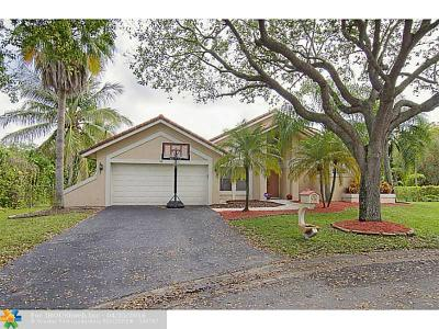 Coral Springs Single Family Home Backup Contract-Call LA: 133 SW 120th Wy
