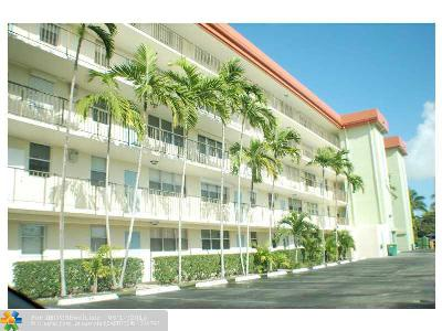 Fort Lauderdale Condo/Townhouse Sold: 5300 NE 24th Ter #535C