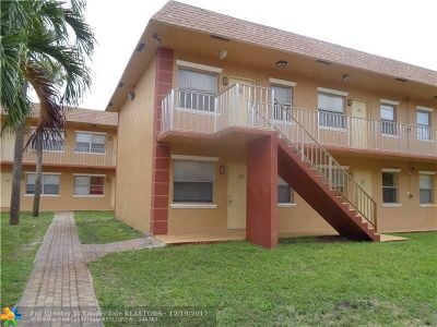 Oakland Park Multi Family Home For Sale: 95 NE 41st St #O225