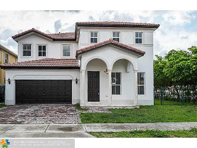 Miami FL Single Family Home Sold: $399,000