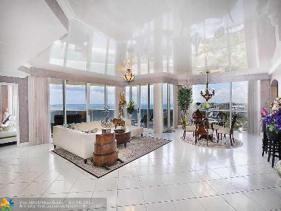 Condo/Townhouse Sold: 3200 N Ocean Blvd #1910